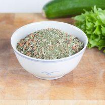 Gemüse-Obst-Mix, trocken